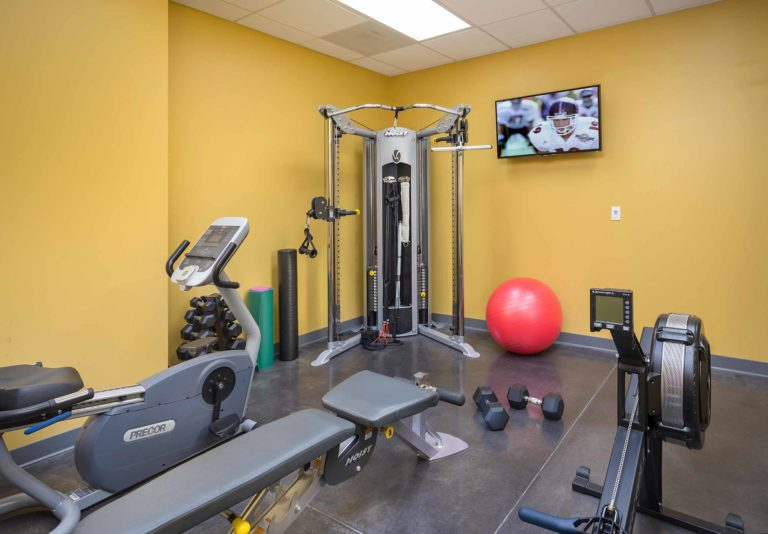 hillsboro aviation fbo gym