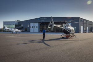 Hillsboro Aviation Line Service